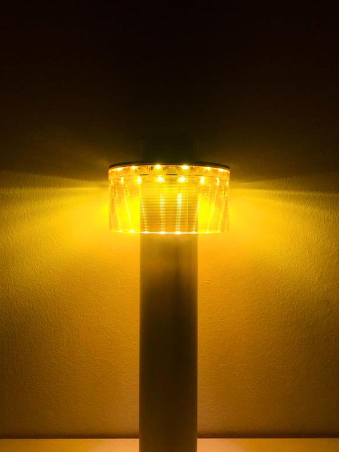 Das umweltfreundliche Licht einer Amber LED ist nur eine unserer zahlreichen innovativen Lichtlösungen